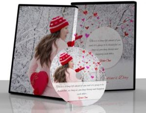 Valentine's Day CD/DVD label and cover