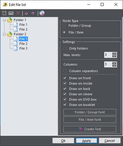 Cd Dvd Label Maker Software For Windows Cd Label Designer